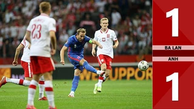 Video Highlight Ba Lan - Anh