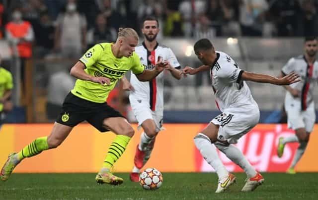 Dortmund có kết quả khá tốt khi Haaland tỏa sáng trên đất Thổ Nhĩ Kỳ