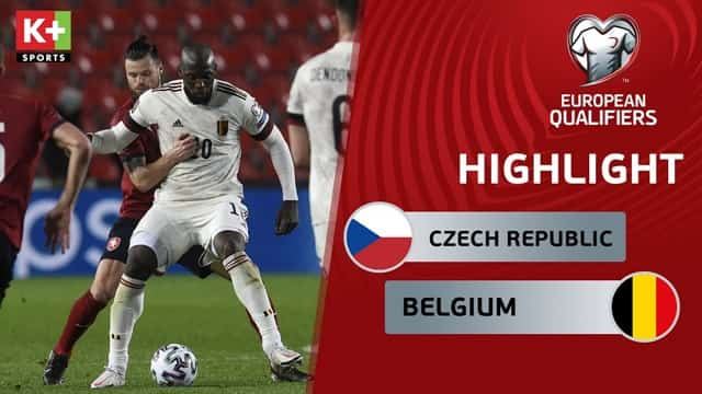 Video Highlight Bỉ - CH Séc