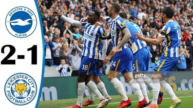 Video Highlight Brighton - Leicester