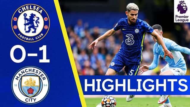 Video Highlight Chelsea - Man City