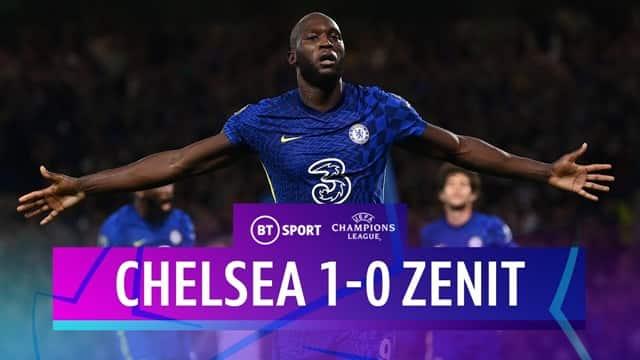 Video Highlight Chelsea - Zenit,
