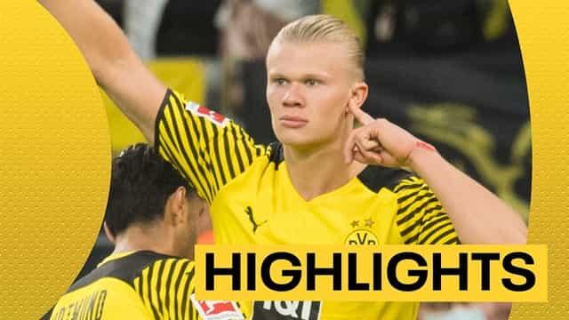 Video Highlight Dortmund - Union Berlin