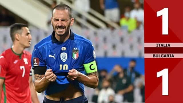 Video Highlight Italia - Bulgaria