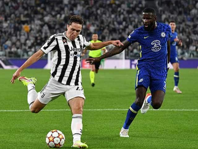 Juventus tận dụng khá tốt những tình huống phản công nhanh