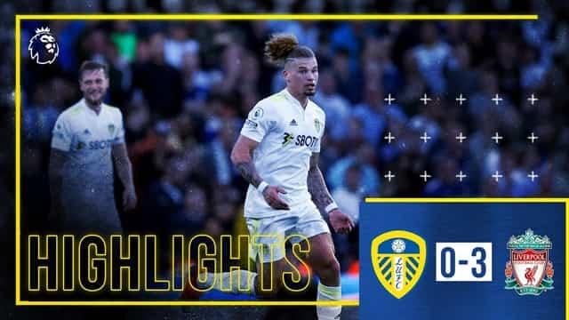 Video Highlight Leeds United - Liverpool