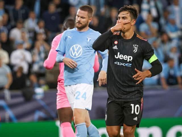 Dybala tỏa sáng trong ngày được đeo băng đội trưởng của Juventus