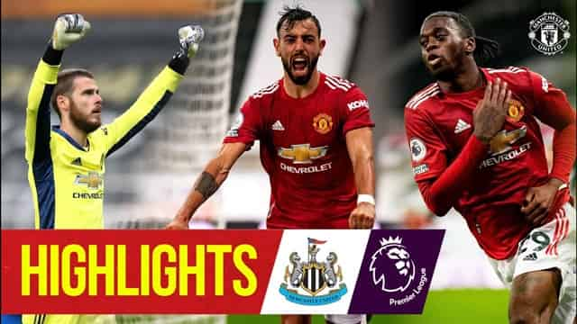 Video Highlight MU - Newcastle