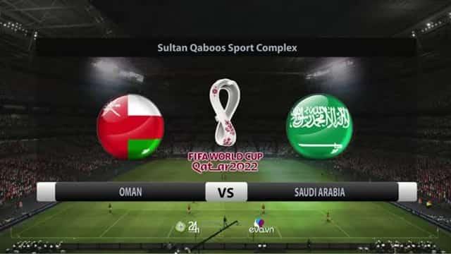 Video Highlight Oman - Saudi Arabia