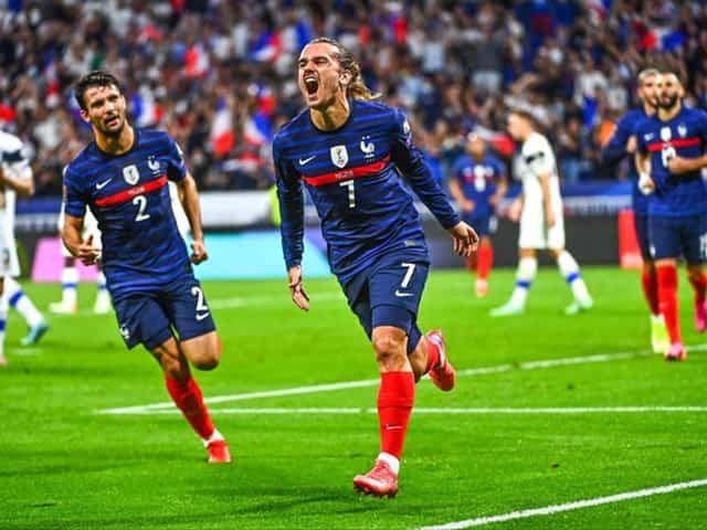 Griezmann rực sáng với 1 cú đúp giúp Pháp giành chiến thắng