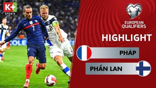 Video Highlight Pháp - Phần Lan