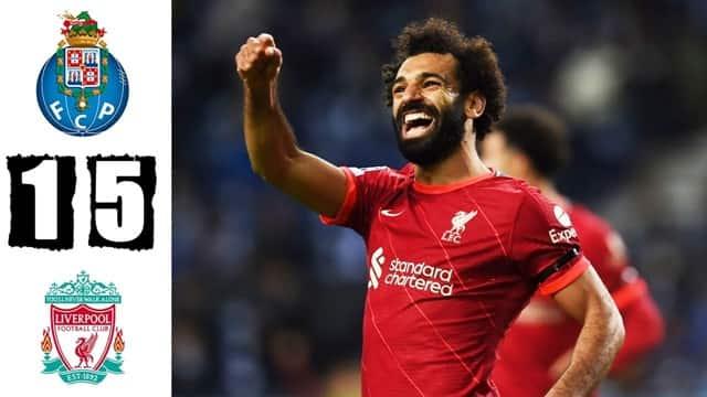 Video Highlight Porto - Liverpool
