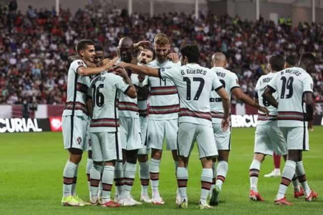 Bồ Đào Nha thắng thuyết phục trong ngày thiếu vắng Ronaldo