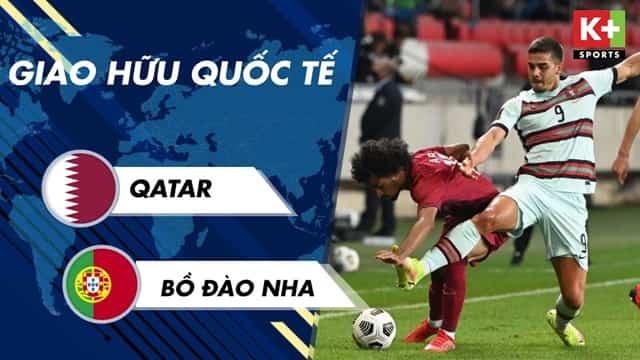 Video Highlight Qatar - Bồ Đào Nha