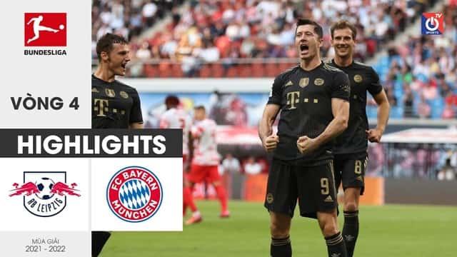 Video Highlight RB Leipzig - Bayern Munich
