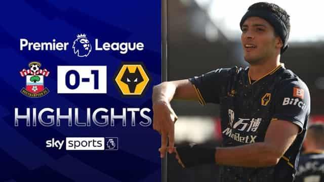Video Highlight Southampton - Wolves