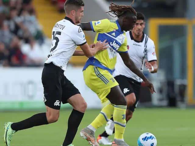 Moise Kean thể hiện tầm ảnh hưởng trong trận đầu đá chính ở Serie A mùa này