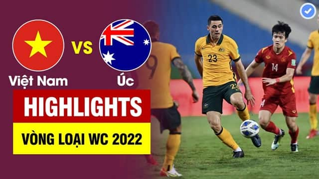 Video Highlight Việt Nam - Australia