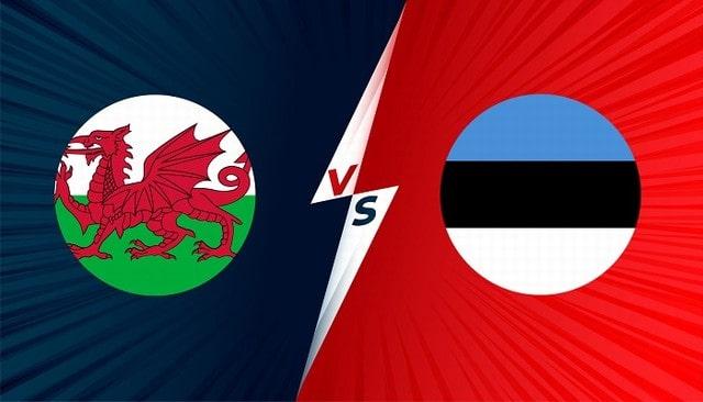 Wales vs Estonia, 01h45 - 09/09/2021 - Vòng Loại WC Khu Vực Châu Âu