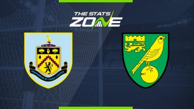 Burnley vs Norwich City, 21h00 - 02/10/2021 - NHA vòng 6