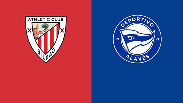 Bilbao vs Alaves, 02h00 - 21/09/2021 - La Liga