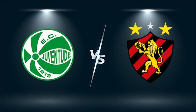 Recife vs Juventude, 05h00 - 07/10/2021 - VĐQG Brazil