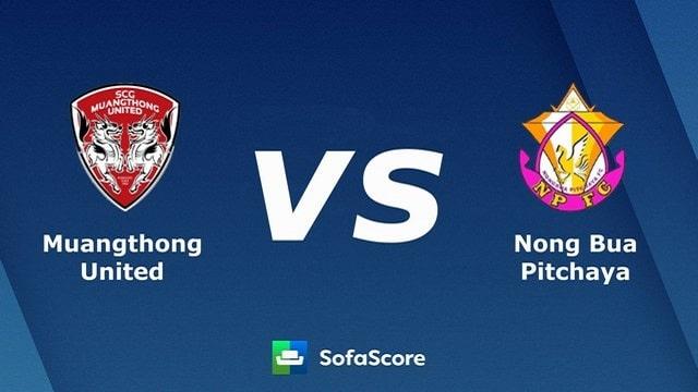 Muang Thong vs Nong Bua, 17h00 - 05/10/2021 - VĐQG Thái Lan