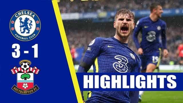 Video Highlight Chelsea - Southampton