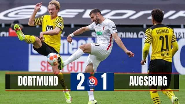 Video Highlight Dortmund - Augsburg