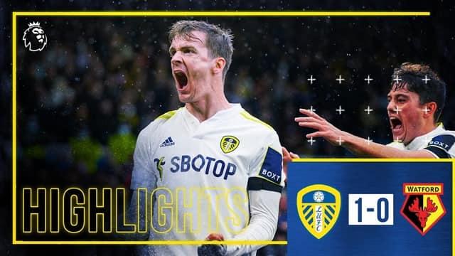 Video Highlight Leeds United - Watford