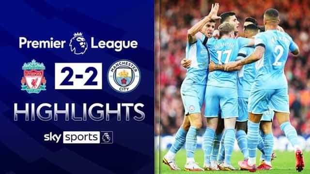Video Highlight Liverpool - Man City