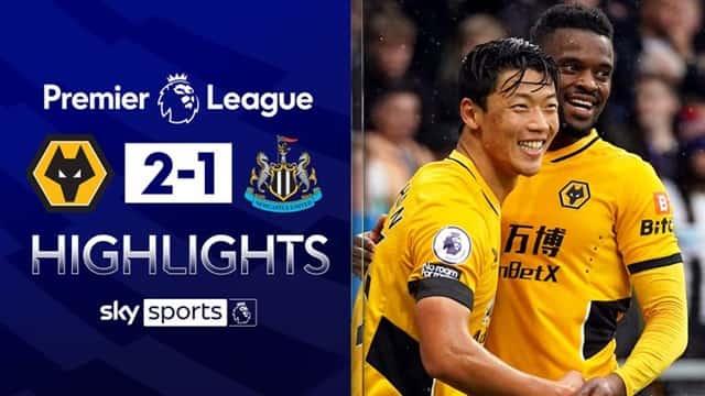 Video Highlight Wolverhampton - Newcastle